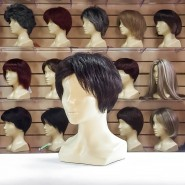 Парик из искусственных волос DG-7103#2SP33