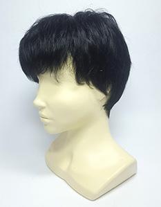 Натуральный парик, короткая стрижка, низкая цена | Parik-Parik.ru