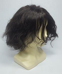 Парик натуральный, кудрявые волосы купить в Москве Parik-Parik.ru