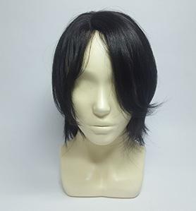 Натуральный парик с короткими волосами купить у нас на Parik-Parik.ru