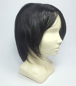 Натуральный парик с короткими волосами недорого в Москве  Parik-Parik.ru