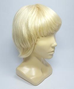 Натуральный парик светлые волосы Parik-Parik.ru