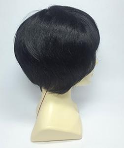 Купить натуральный парик, темные волосы | Parik-Parik.ru