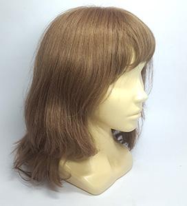 Натуральный парик, прямые волосы купить недорого Parik-Parik.ru