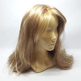 Искусственный парик, светлые волосы купить в Москве | Parik-Parik.ru
