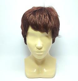 Искусственный парик рыжие волосы | Parik-Parik.ru