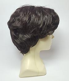 Короткий черный парик купить недорого в Москве Parik-Parik.ru