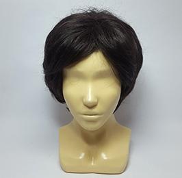 Короткий парик темные волосы | Parik-Parik.ru