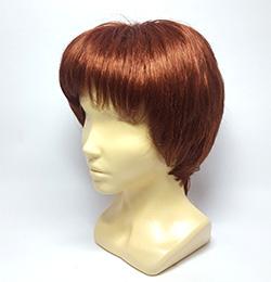Рыжий парик купить недорого в Москве | Parik-Parik.ru