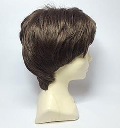 Короткий парик с прямыми волосами | Parik-Parik.ru
