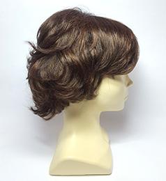 Парик со стильной прической из искусственных волос Parik-Parik.ru
