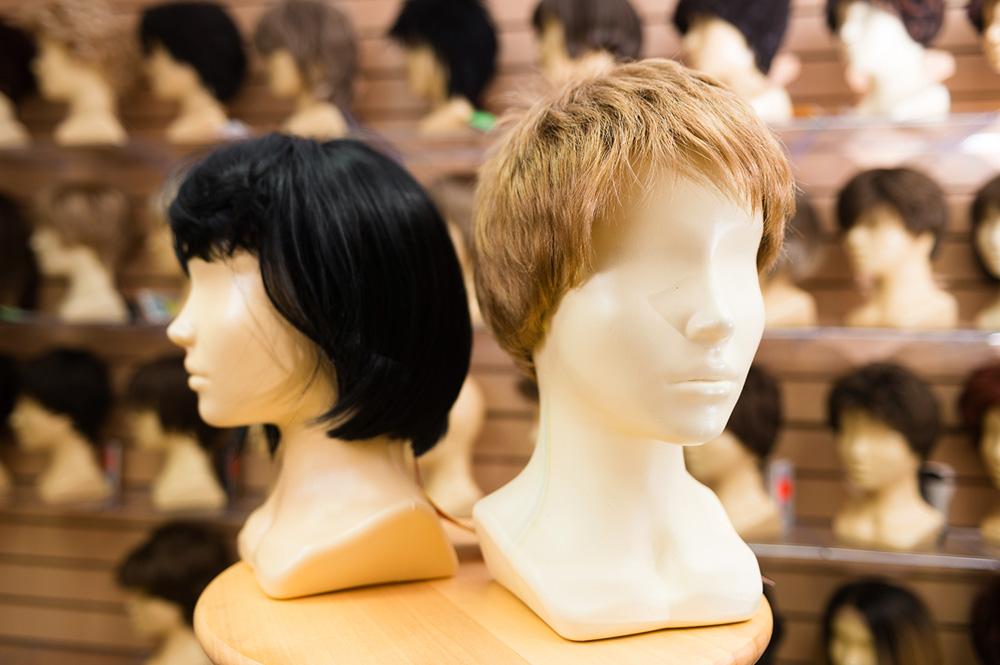 Купить парик из искусственных волос в Москве Parik-Parik.ru