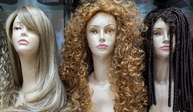 Недорогие натуральные парики в Москве