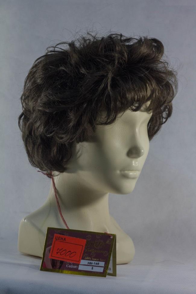 Купить парик из искусственных волос на Таганской