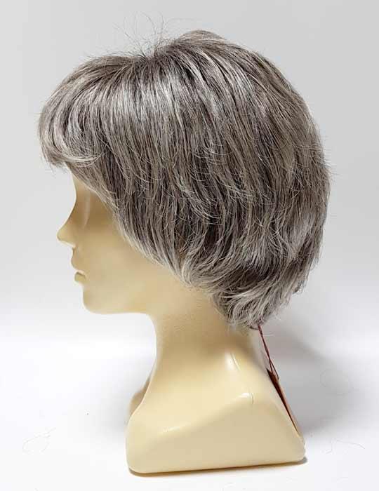Парик из седых волос недорого. Parik-parik.ru