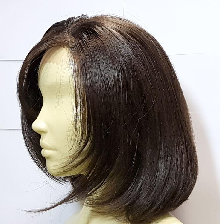 Парик без челки за 12700 рублей. Lace front wig