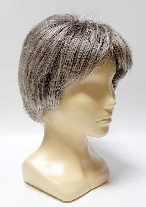 Купить парик седой недорого. Parik-parik.ru