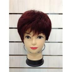 Короткие парики из искусственных волос