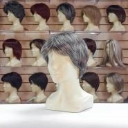 Парик из искусственных волос E-1777#AB76