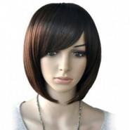 Купить короткий парик из натуральных волос