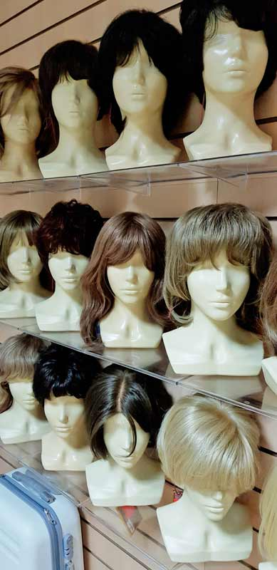 Купить искусственный парик недорого. Parik-parik.ru