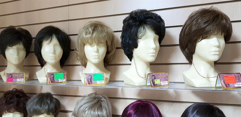 Купить натуральные парики недорого