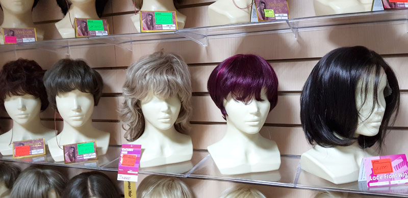 Натуральные парики купить недорого на Таганской