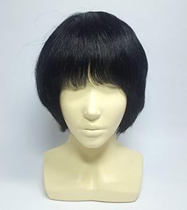 Натуральный парик, короткие волосы | Parik-Parik.ru