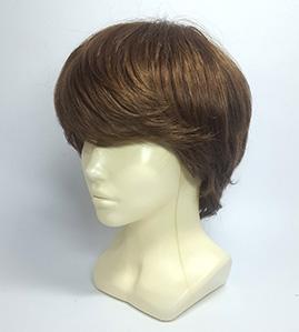 натуральный парик короткие волосы | Parik-Parik.ru