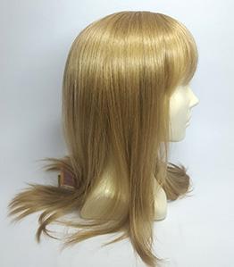 Парик из натуральных волос до плеч, не отличить от настоящих волос Parik-Parik.ru