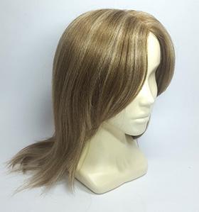 Натуральный парик светлые волосы купить недорого | Parik-Parik.ru
