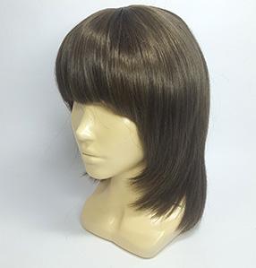 Короткие парики прямые натуральные волосы Parik-Parik.ru
