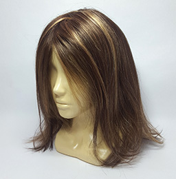 Искусственный парик волосы до плеч | Parik-Parik.ru