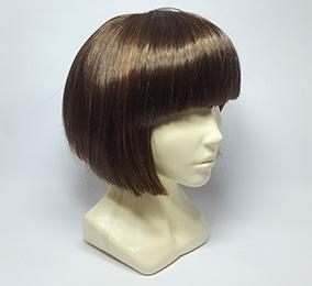 Парик короткий из искусственных волос от 1000 руб.