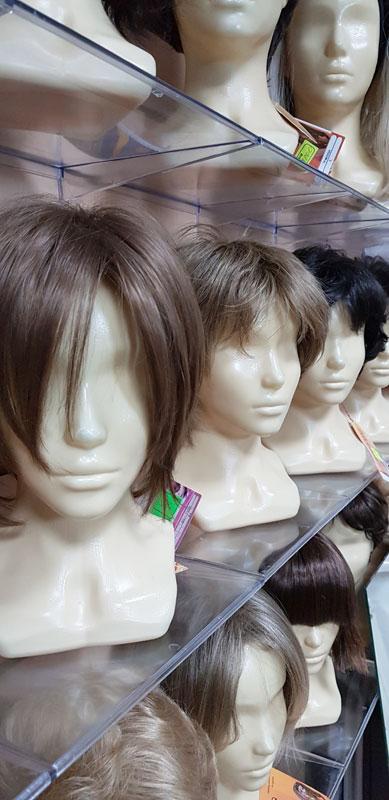 Натуральные парики в магазине parik-parik.ru